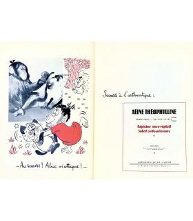 [BARBEROUSSE] Nos amis et nos ennuis. Albums publicitaires. Reproductions photographiques de Jacques Le Cuziat.