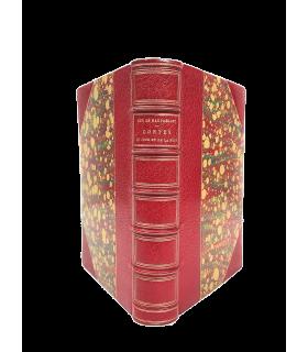 MAUPASSANT (Guy de). Contes du jour et de la nuit. Illustrations de P. Cousturier. Reliure de P. -L. Martin. Edition originale.