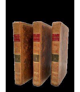 MONTOLIEU (Madame de). Le Robinson suisse, ou Journal d'un père de famille naufragé avec ses enfants. Traduit de l'allemand.