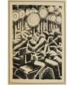 MORAND (Paul). Lampes à arc. Lithographies de Frans Masereel. Envoi autographe.