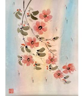 [LAO TSEU] Tao-tö-king. Le Livre de la voie et de la vertu. Compositions de Viêthô.