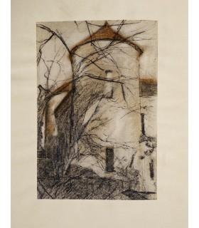 CHATEAUBRIANT (Alphonse de). Les pas ont chanté. Illustrations de Alphonse-René-Marie de Chateaubriant.