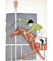 TRARIEUX (Jean). Le Peloton de têtes. Edition originale. Illustrations de Bouet. Envoi autographe de l'artiste..
