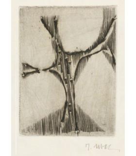 DOTREMONT (Christian). Ancienne éternité. Edition originale. Gravures originales de Raoul Ubac.