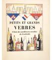 [LABOUREUR (J. -E. )] TOYE (Nina) - ADAIR (A. H. ). Petits et Grands verres. Choix des meilleurs cocktails. Edition originale.