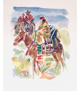 VERNE (Jules). Les Enfants du capitaine Grant. Illustrations d'André Planson.