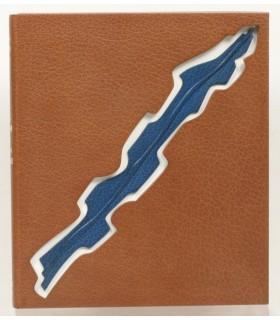 SCHELER (Lucien). Sillage intangible. Poème accompagné d'une pointe sèche de Pablo Picasso. Edition originale.