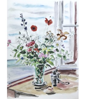 [DIGNIMONT (André)] Femmes, fleurs et branches. Dignimont évoqué par ses amis. Edition originale.