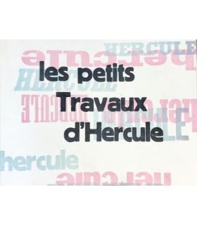 [CURIOSA] Les Petits Travaux d'Hercule. Illustrations anonymes.