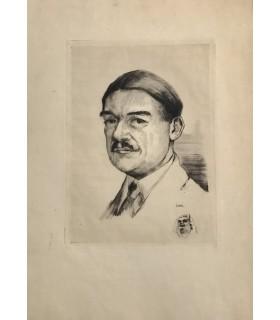 GRAPPE (Georges). Illustrations de Charles Jouas. Portrait de G. Grappe par Achille Ouvré.