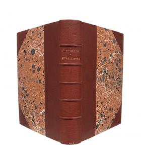 KOESTLER (Arthur). Hiéroglyphes (The Invisible Writing). Edition originale. Reliure par Boirat.