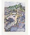 LE ROY (Florian). Vieux métiers bretons. Edition illustrée par Mathurin Méheut.