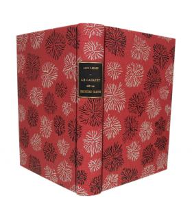 LONDON (Jack). Le Cabaret de la dernière chance (John Barleycorn). Traduit de l'anglais. Edition originale. Reliure par Boichot.