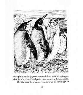 MICHELET (Jules). L'Oiseau. Pointes sèches par André Jacquemin.