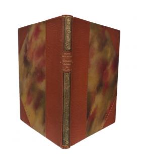 BEAUBOURG (Maurice). La Saison au bois de Boulogne. Gravures originales sur cuivre de J.-E. Laboureur.