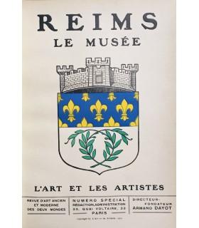 [BEAUX-ARTS] DAYOT (Armand). le Musée de Reims - VOLLARD (Ambroise). Entretiens avec Renoir sur la peinture.