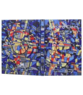 CLAES (Edgard). BLAIZOT (Claude). Edgard Claes, cinquante-quatre années de création. 1966-2019.