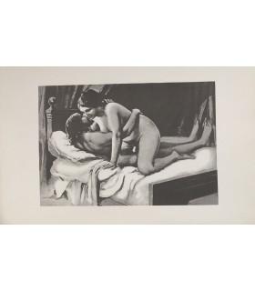 [CURIOSA] Les Sonnets luxurieux du divin Arétin. Illustrations anonymes.