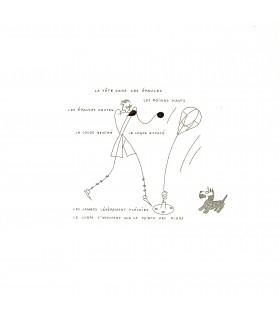 LAVERERIE (Raymond de). Boxe. Edition originale illustrée par Lavererie.