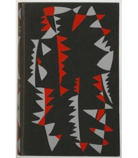 FAULKNER (William). L'Intrus. Edition originale de la traduction. Cartonnage NRF d'après la maquette de Prassinos.