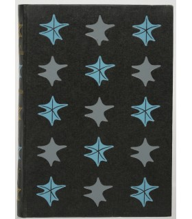 SUPERVIELLE (Jules). Robinson. Edition originale. Cartonnage NRF d'après la maquette de Mario Prassinos.