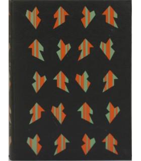 SUPERVIELLE (Jules). Oublieuse mémoire. Edition originale. Cartonnage NRF d'après la maquette de Mario Prassinos.